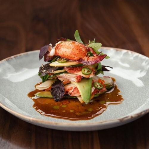 Japanese Lobster Dish 2